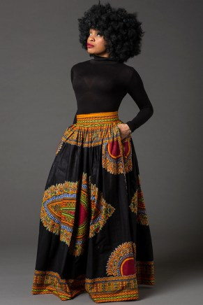 african prints short dresses 43