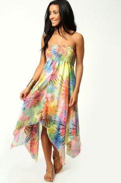 hawaiian prints dresses ideas 16