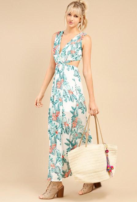 hawaiian prints dresses ideas 24