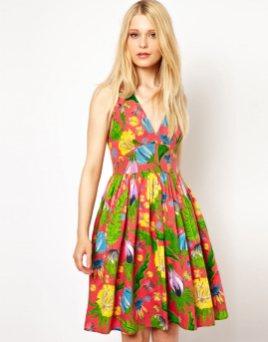 hawaiian prints dresses ideas 26