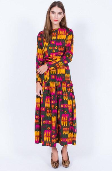 hawaiian prints dresses ideas 32