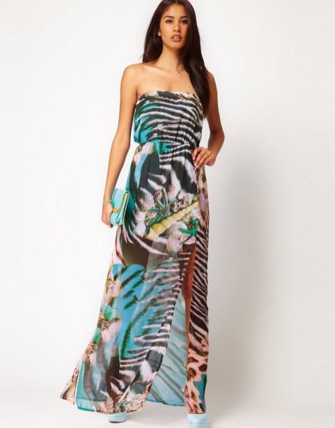 hawaiian prints dresses ideas 35