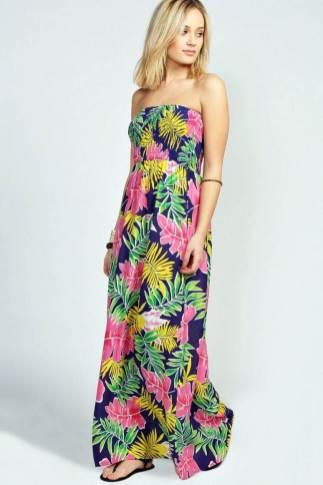 hawaiian prints dresses ideas 4