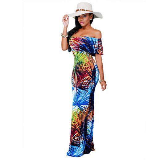 hawaiian prints dresses ideas 46