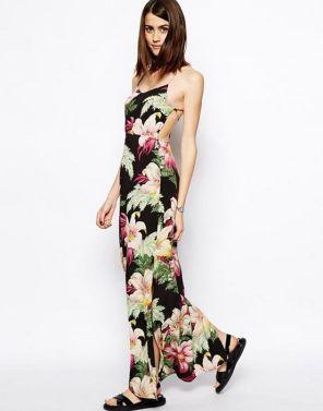 hawaiian prints dresses ideas 56
