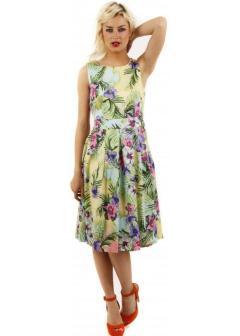 hawaiian prints dresses ideas 63