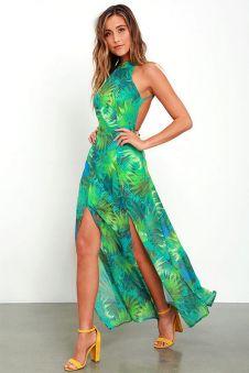 hawaiian prints dresses ideas 68