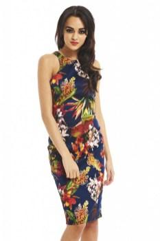 hawaiian prints dresses ideas 7