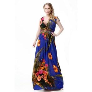 hawaiian prints dresses ideas 74