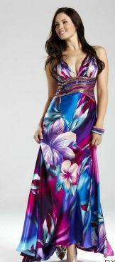 hawaiian prints dresses ideas 78