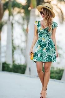 hawaiian prints dresses ideas 85