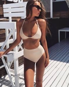 100 Ideas Outfit the Bikinis Beach 106