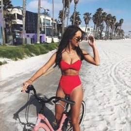 100 Ideas Outfit the Bikinis Beach 146