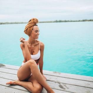 100 Ideas Outfit the Bikinis Beach 15