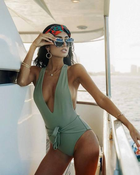 100 Ideas Outfit the Bikinis Beach 17