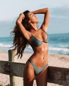100 Ideas Outfit the Bikinis Beach 27