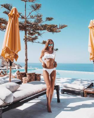 100 Ideas Outfit the Bikinis Beach 70