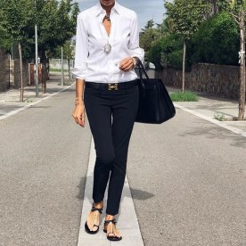 30 Simple Outfit Ideas for women 13