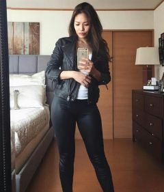 90 Style A Leather Jacket Ideas 10