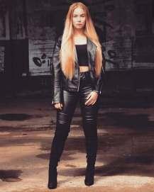 90 Style A Leather Jacket Ideas 13