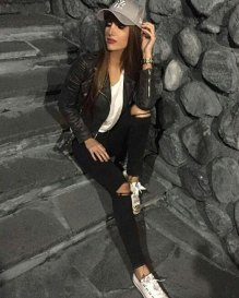 90 Style A Leather Jacket Ideas 14