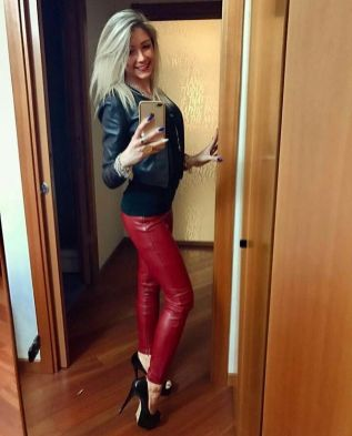 90 Style A Leather Jacket Ideas 15