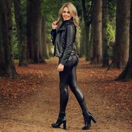 90 Style A Leather Jacket Ideas 17