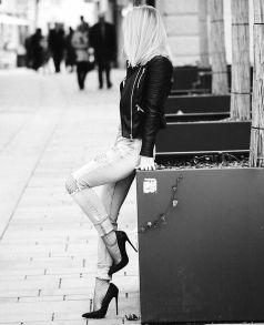 90 Style A Leather Jacket Ideas 22