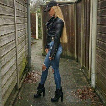 90 Style A Leather Jacket Ideas 29