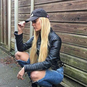 90 Style A Leather Jacket Ideas 54