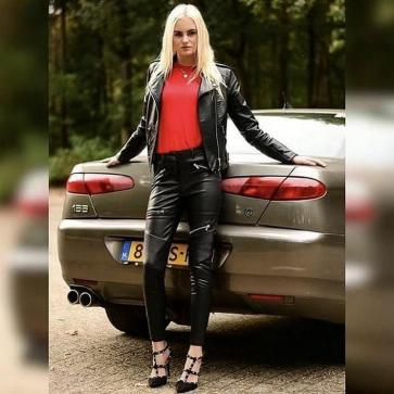 90 Style A Leather Jacket Ideas 6