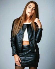 90 Style A Leather Jacket Ideas 9