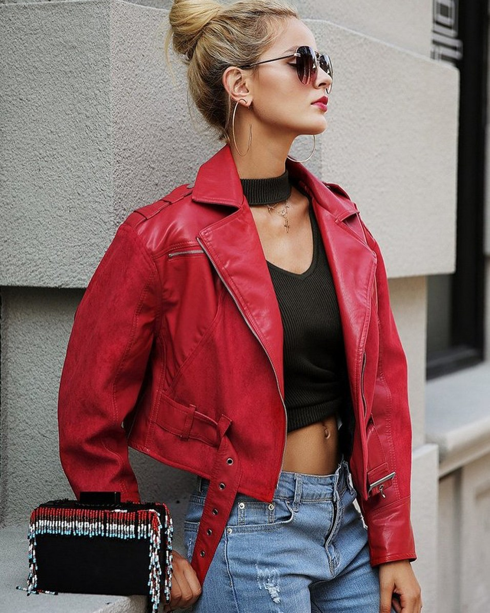 90 Style A Leather Jacket Ideas 97