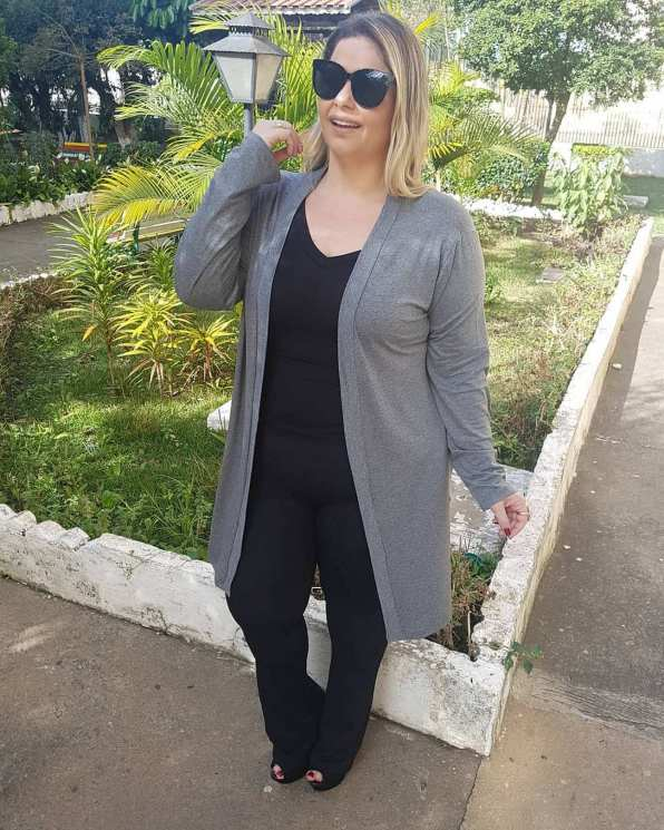 Big Size Outfit Ideas 121