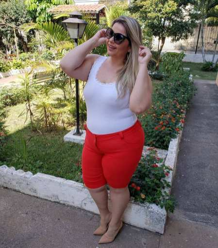 Big Size Outfit Ideas 123