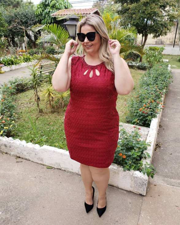 Big Size Outfit Ideas 128