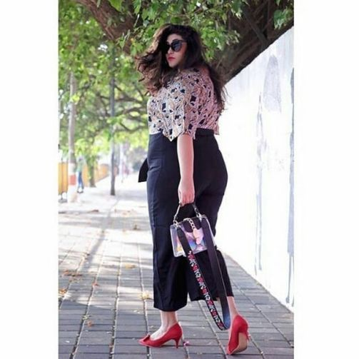 Big Size Outfit Ideas 14
