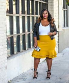 Big Size Outfit Ideas 37