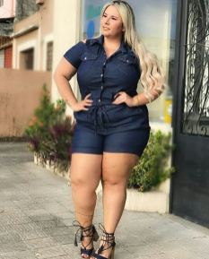 Big Size Outfit Ideas 53