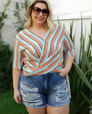 Big Size Outfit Ideas 71