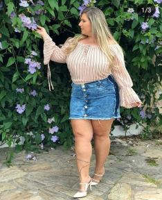 Big Size Outfit Ideas 96