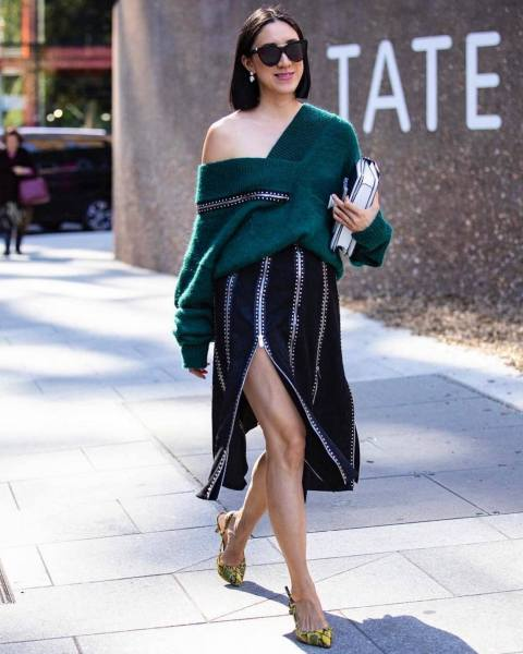 FALL STREET STYLE OUTFITS TO INSPIRE 24