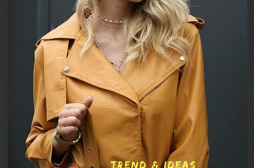 Style A Leather Jacket Ideas
