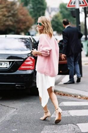 40 Asymmetric Skirts Street Styles Ideas 43