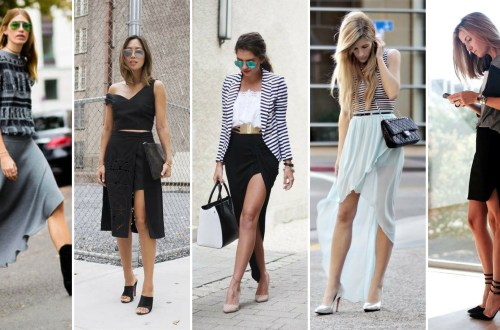40 Asymmetric Skirts Street Styles Ideas