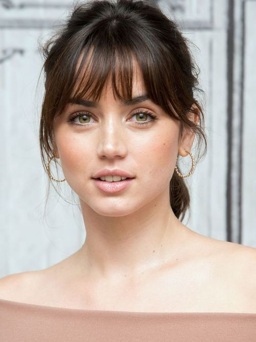 40 Bangs Hairstyles You Need to Try Ideas 12