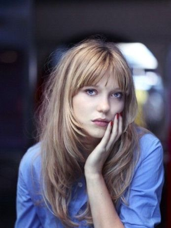 40 Bangs Hairstyles You Need to Try Ideas 13