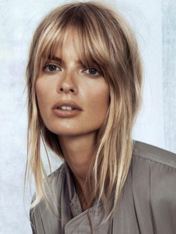 40 Bangs Hairstyles You Need to Try Ideas 15