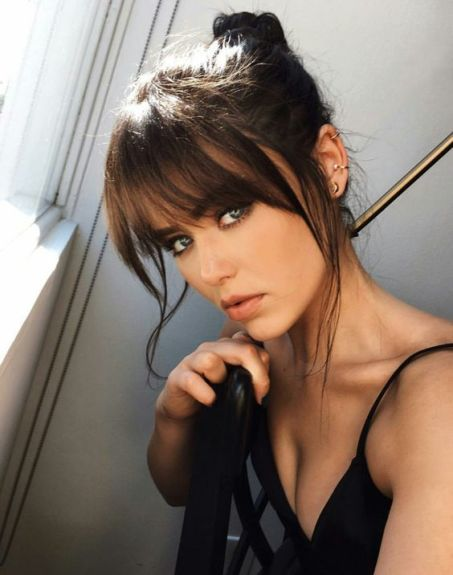 40 Bangs Hairstyles You Need to Try Ideas 18