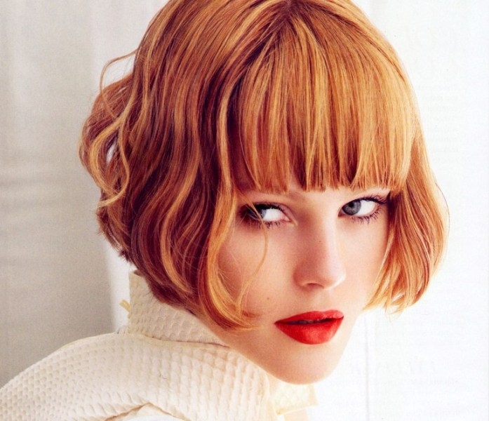 40 Bangs Hairstyles You Need to Try Ideas 21